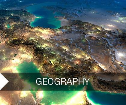 IRAN GEOGRAPHY