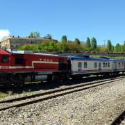 Turkey Iran train