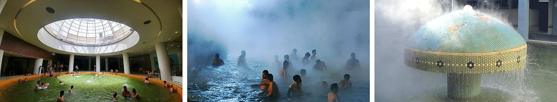 hot Water springs