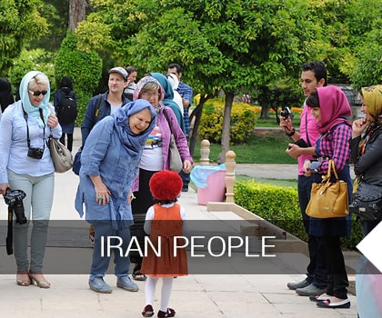 IRAN PEOPLES