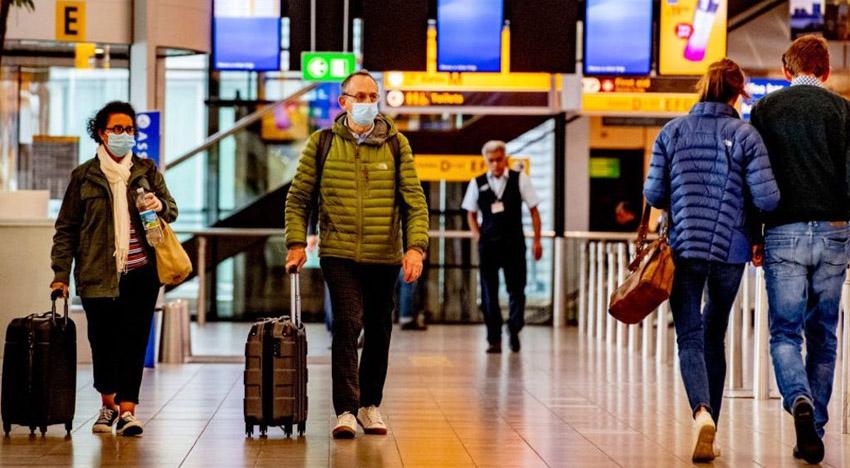 Passengers masks