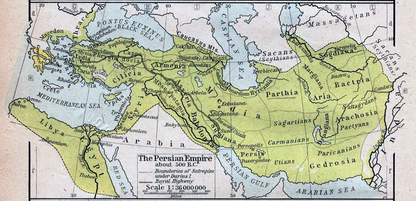 Persia Empire