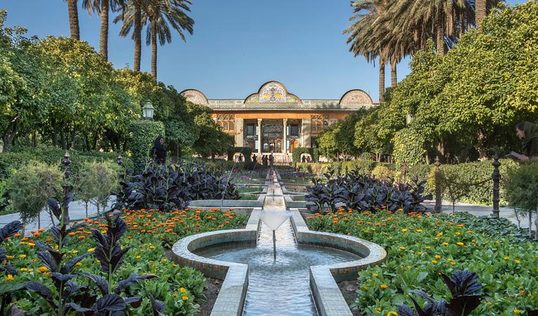 The Persian Garden