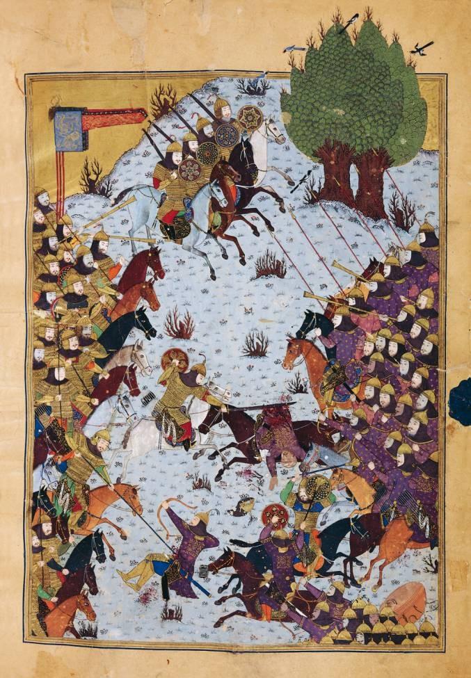 Bayasanghori Shahnameh