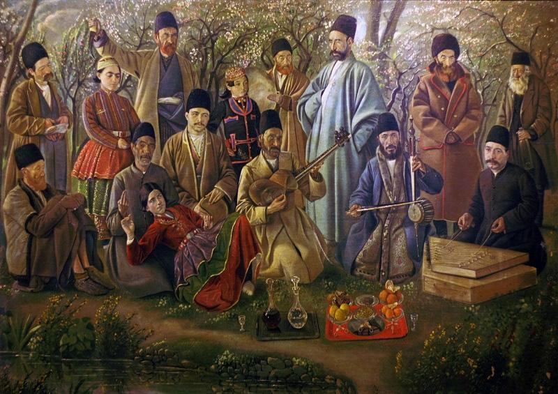 Radif of Iranian Music