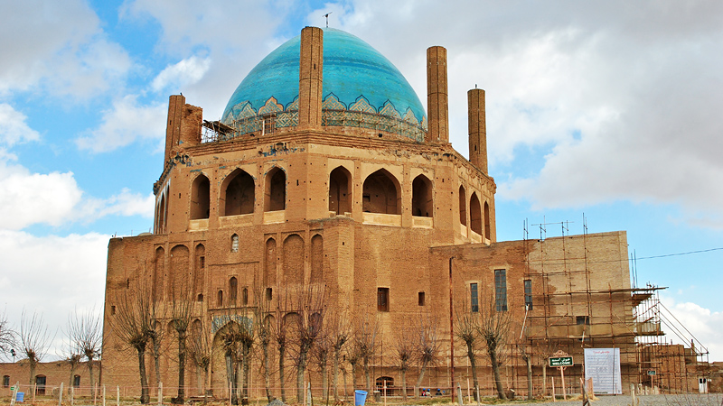 The Dome of Soltaniyeh