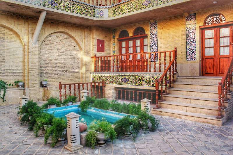 guesthouses Iran