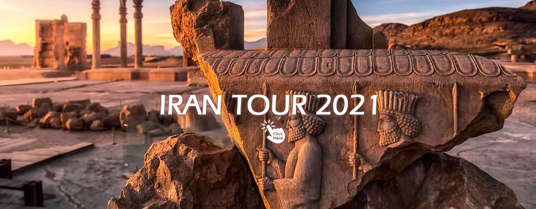 iran tour 2021