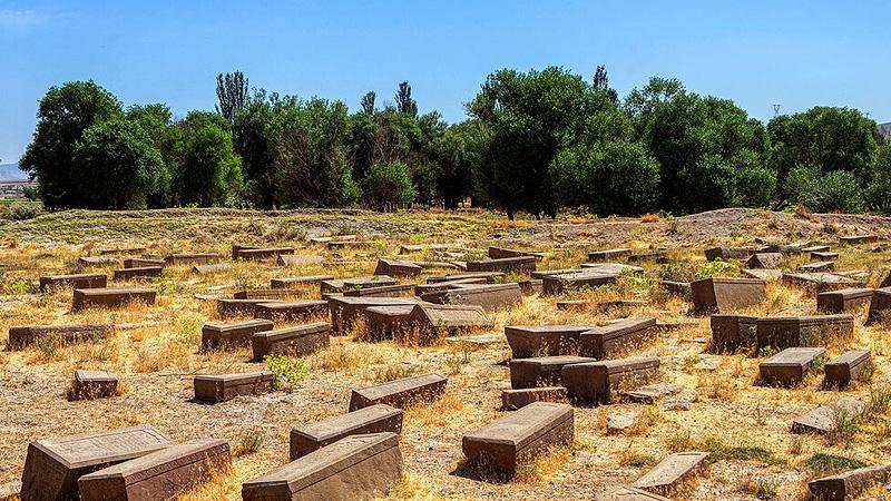 Armenian Cemeteries