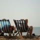 Britons go on holiday