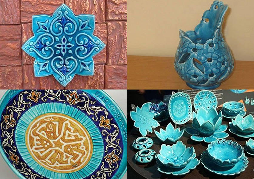 Pottery of Zonouz