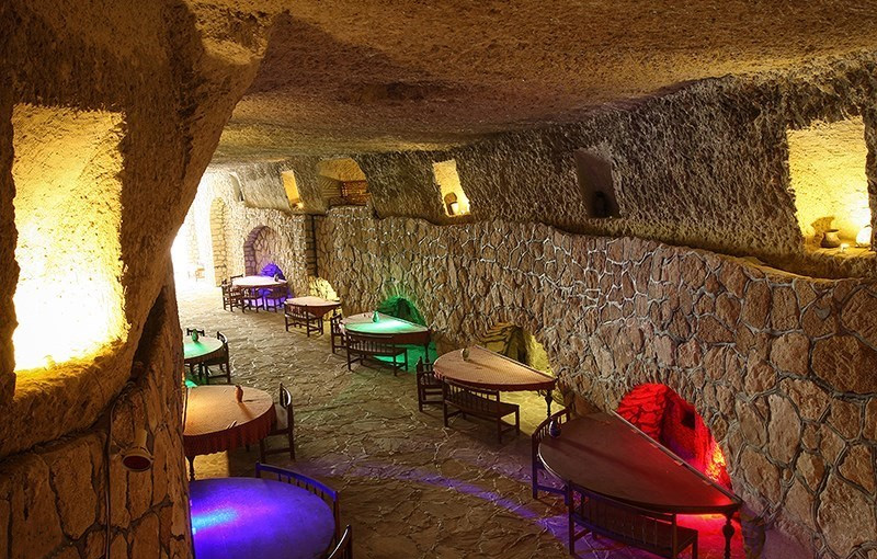 Underground City in kish