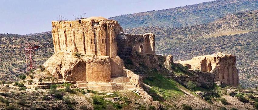 Dokhtar Castle