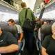 COVID-19 on a Plane