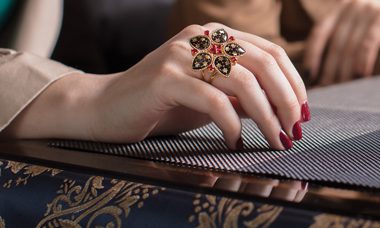 Iranian Ornaments and Jewelry