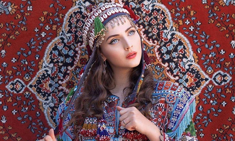 Traditional Iranian Cloths