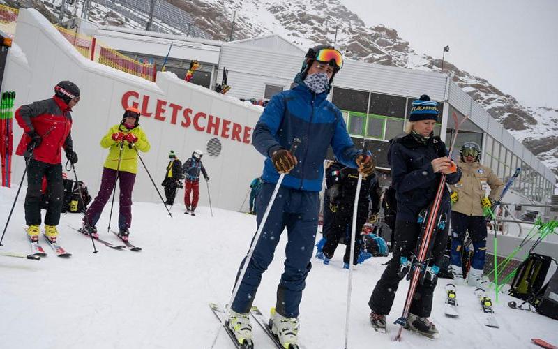 European ski resorts