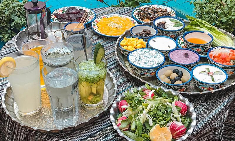 Iran Restaurants