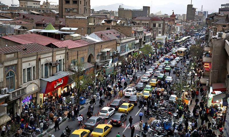 Iran Urban Life