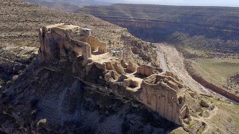 Sassanid Archaeological
