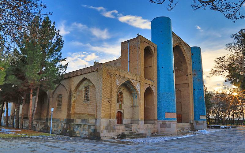 Sheikh Shahab-Ed-Din Ahari