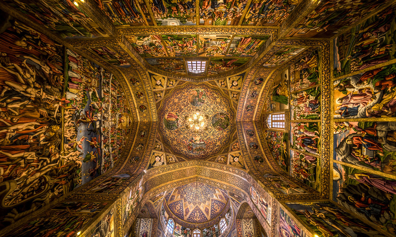 Vank Cathedral of Isfahan