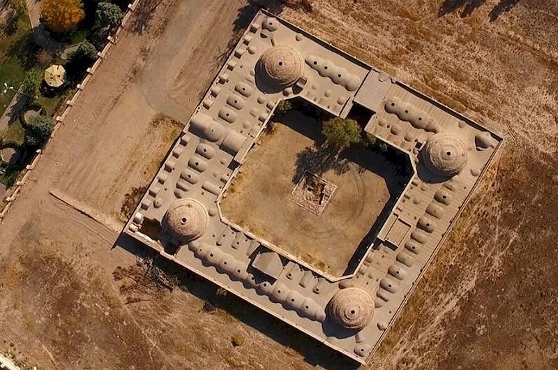 Caravanserai Yengi Imam