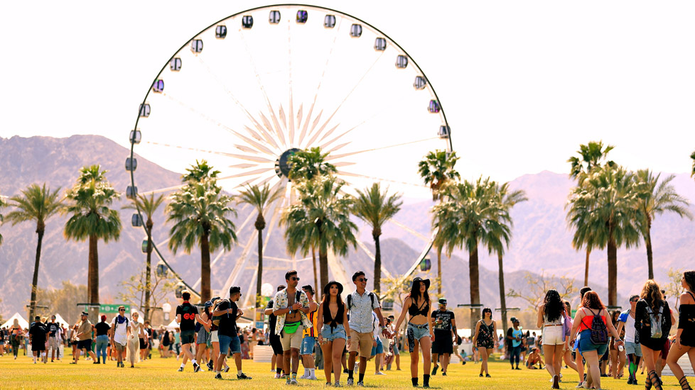 The Coachella and Stagecoach Festivals