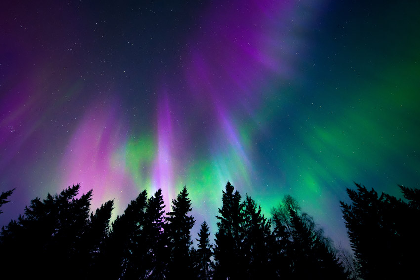 You Can Have the Northern Lights Named After Your Valentine