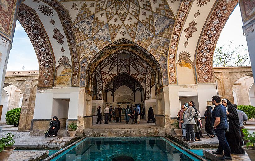 Fin Garden of Kashan
