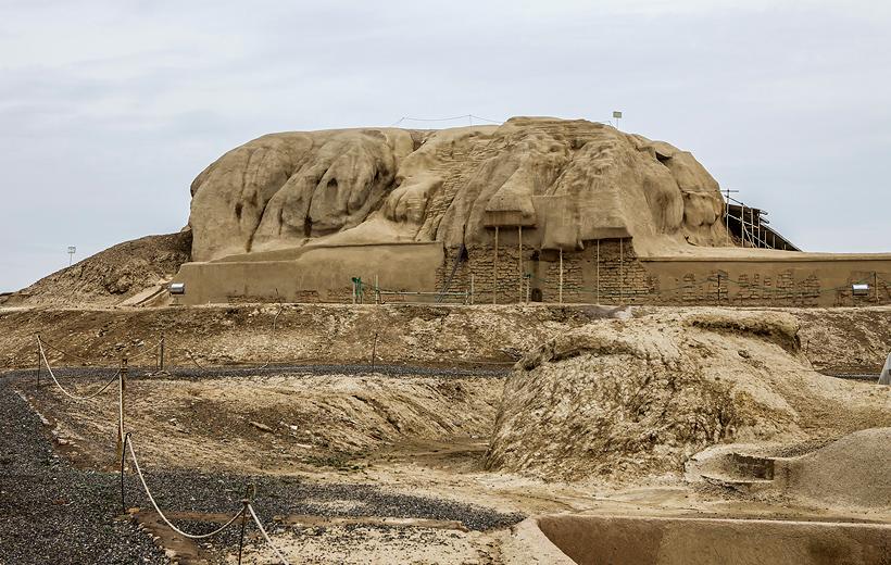 Tepe Sialk of Kashan